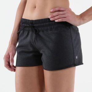 Lululemon (RARE) blissed out shorts